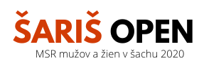 ŠARIŠ OPEN - Slovak Chess Championship 20