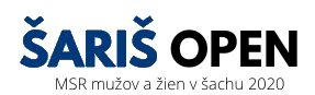 ŠARIŠ OPEN - Slovak Chess Championship